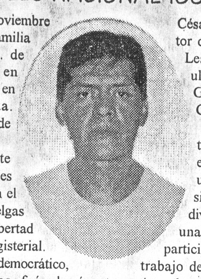 Cesar Velázquez